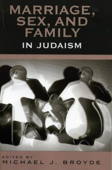 Marriage, Sex and Family in Judaism, Michael J. Broyde