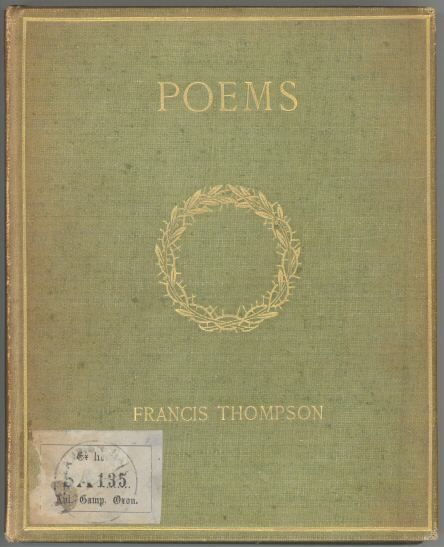 Poems, Francis Thompson