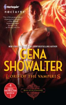 Lord of the Vampires 4-in-1, Gena Showalter