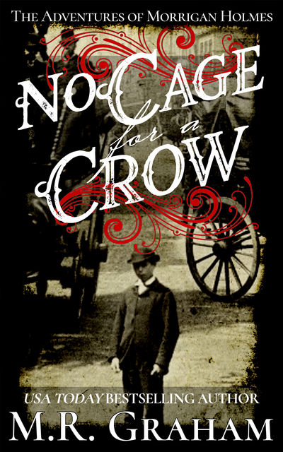 No Cage for a Crow, M.R. Graham