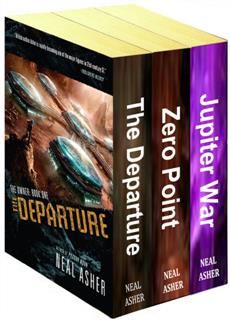 Complete Owner Trilogy, Neal Asher