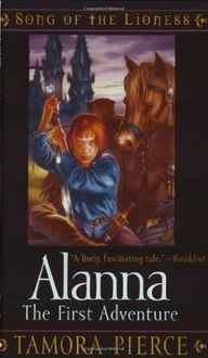 Alanna: The First Adventure, Tamora Pierce