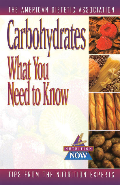 Carbohydrates, M.S, R.D, Marsha Hudnall