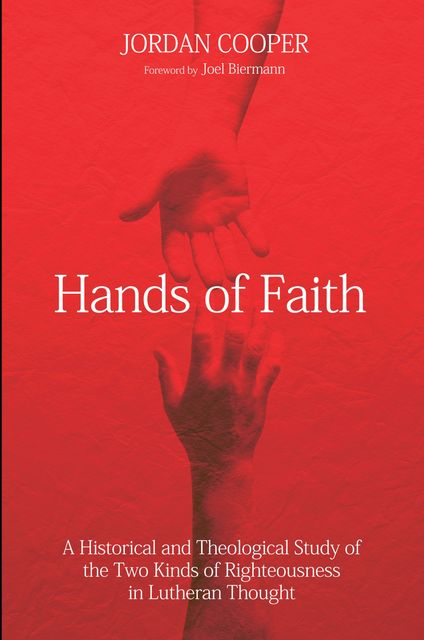 Hands of Faith, Jordan Cooper