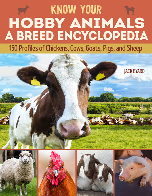 Know Your Hobby Animals a Breed Encyclopedia, Jack Byard