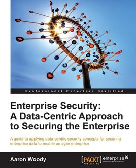 Enterprise Security: A Data-Centric Approach to Securing the Enterprise, Aaron Woody