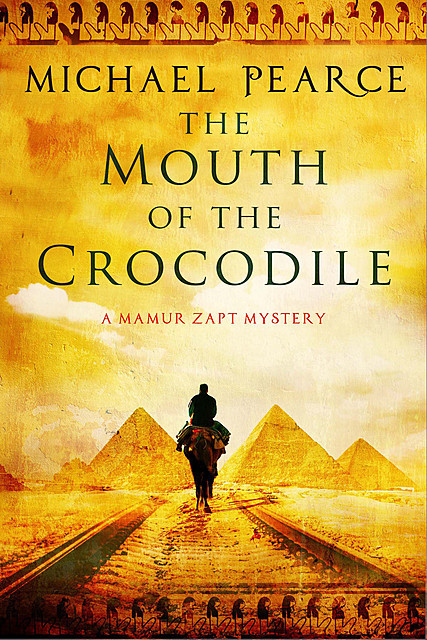 The Mouth of the Crocodile, Michael Pearce