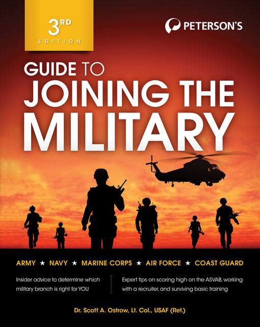 Guide to Joining the Military, Peterson's