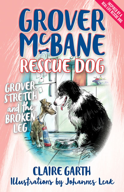 Grover, Stretch and the Broken Leg, Claire Garth
