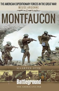 American Expeditionary Forces in WWI, Maarten Otte