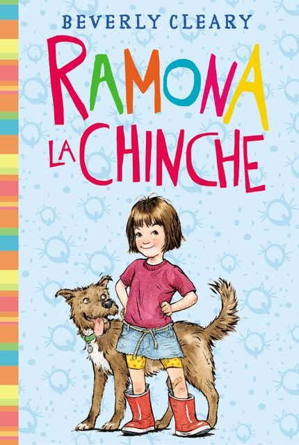 Ramona la chinche, Beverly Cleary