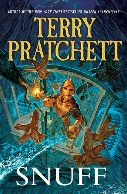 Discworld 39 - Snuff, Terry David John Pratchett