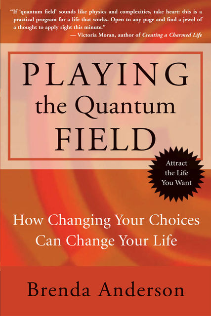 Playing the Quantum Field, Brenda Anderson