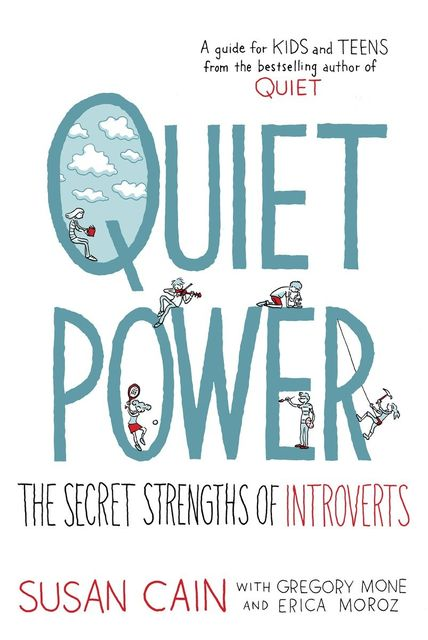 Quiet Power, Susan Cain