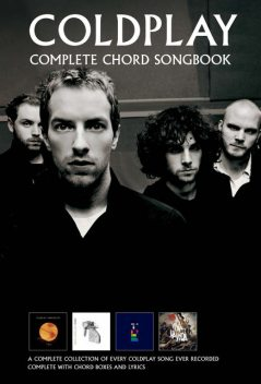 Coldplay Complete Chord Songbook, Wise Publications