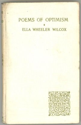 Poems of Optimism, Ella Wheeler Wilcox