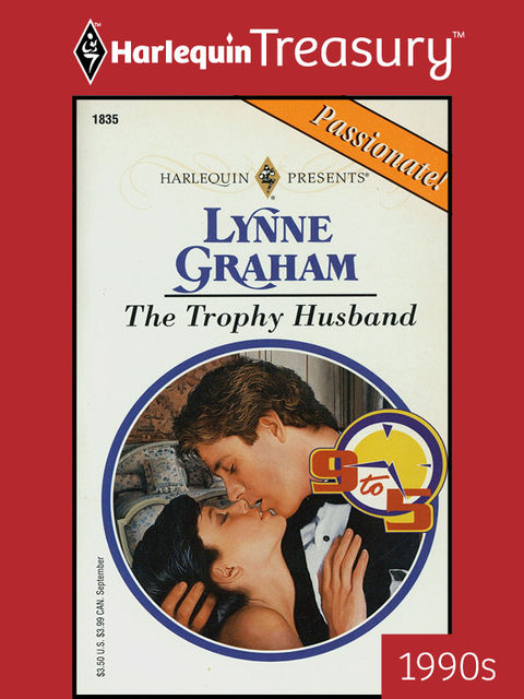 The Trophy Husband by Lynne Graham Read Online on Bookmate