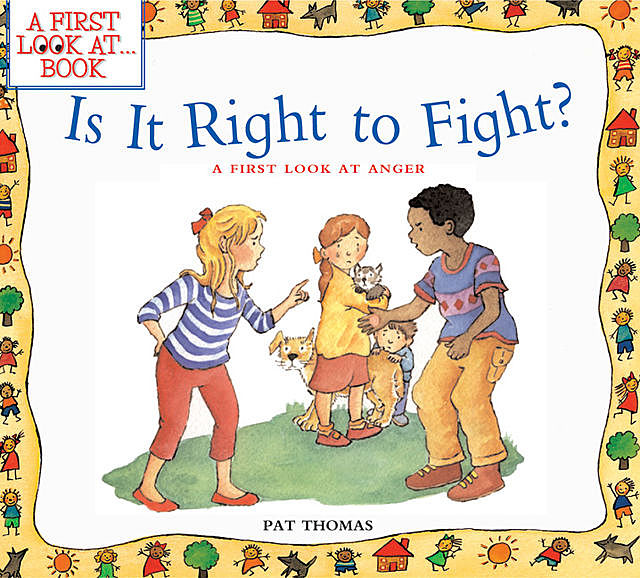 Is It Right To Fight, Pat Thomas