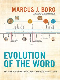 Evolution of the Word, Marcus Borg