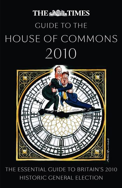 The Times Guide to the House of Commons, Matthew Lyons