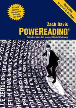 PoweReading, Zach Davis