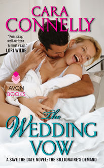 The Wedding Vow, Cara Connelly