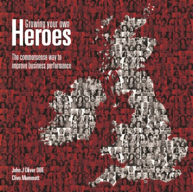 Growing Your Own Heroes, Clive Memmott, John J Oliver