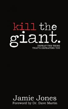 Kill the Giant, Jamie Jones