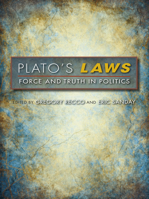 Plato's Laws, Eric Sanday, Gregory Recco
