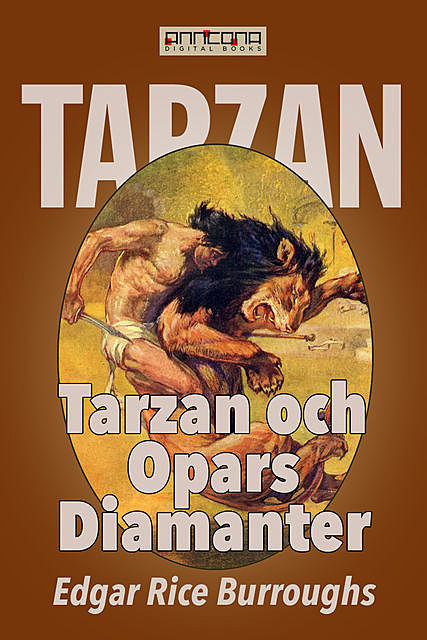 Tarzan och Opars diamanter, Edgar Rice Burroughs
