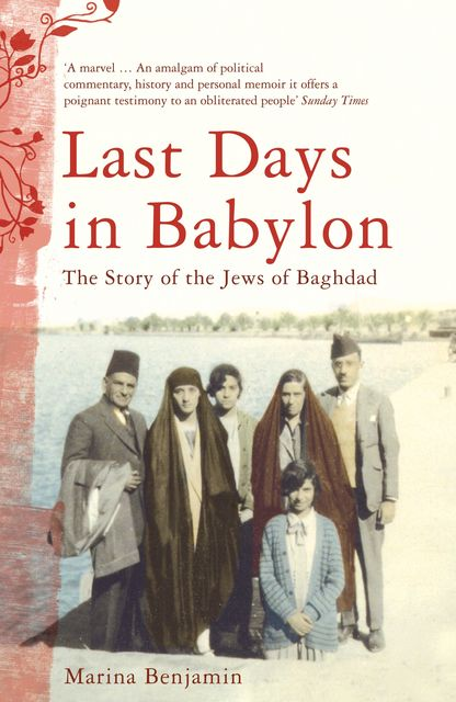 Last Days in Babylon, Marina Benjamin