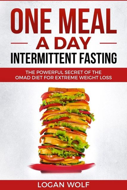 One Meal A Day Intermittent Fasting, Logan Wolf