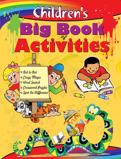 Children's Big Book of Activities, Editorial Board