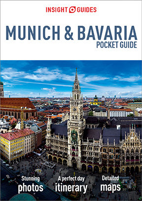 Berlitz: Munich & Bavaria Pocket Guide, Berlitz