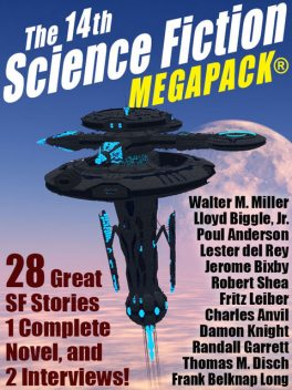 The 14th Science Fiction MEGAPACK, Poul Anderson, Larry Niven, Joe Haldeman, Lloyd Biggle Jr.