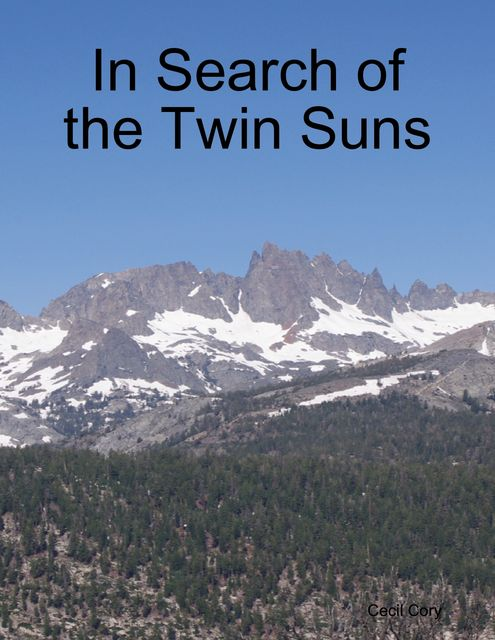 In Search of the Twin Suns, Cecil Cory