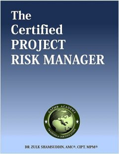 The Certified Project Risk Manager, Zulk Shamsuddin