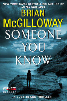 Someone You Know, Brian McGilloway
