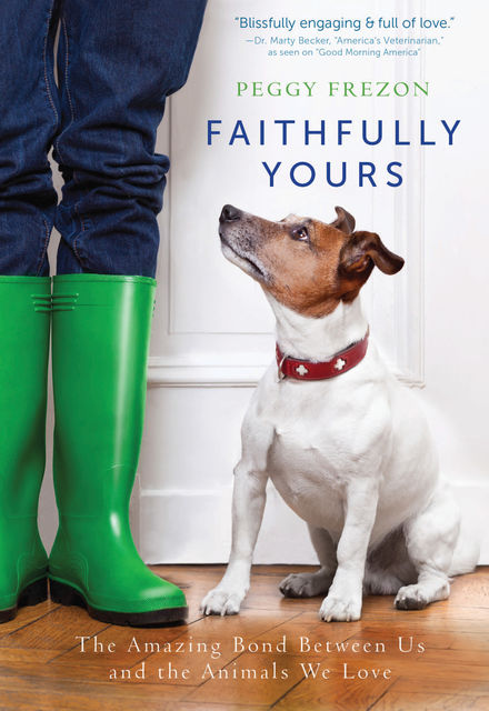 Faithfully Yours, Peggy Frezon