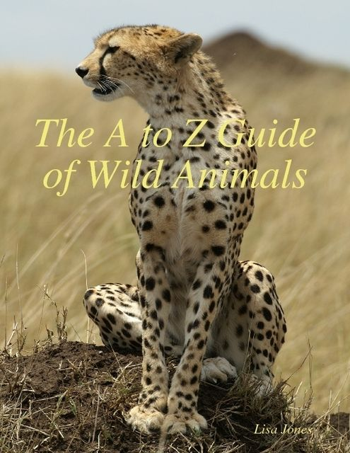 The A to Z Guide of Wild Animals, Lisa Jones