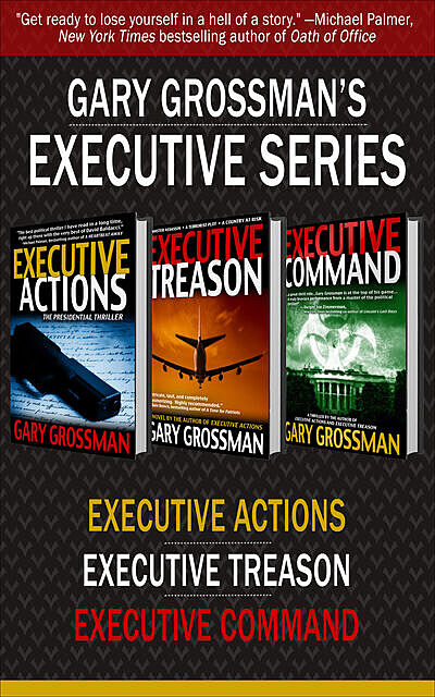 The Executive Series (Omnibus Edition), Gary Grossman