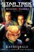 Star Trek – Deep Space Nine 8.07: Mission Gamma 3 – Kathedrale, Andy Mangels, Michael A.Martin