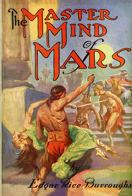The Master Mind of Mars, Edgar Rice Burroughs
