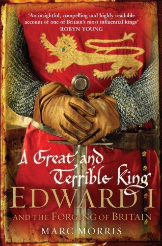 A Great and Terrible King, Marc Morris