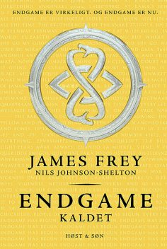 Endgame, James Frey