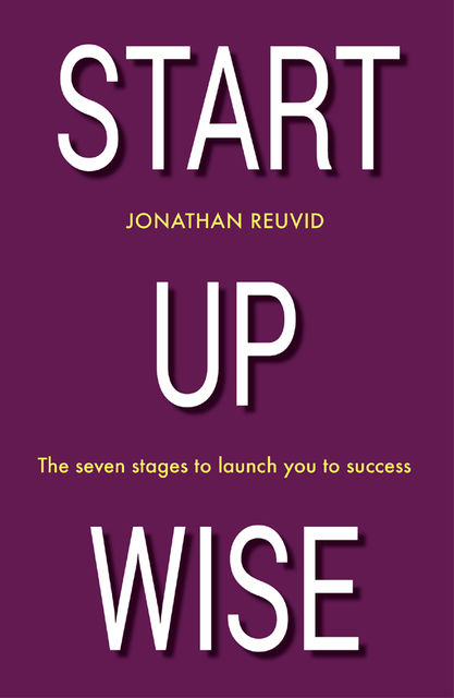 Start Up Wise, Jonathan Reuvid