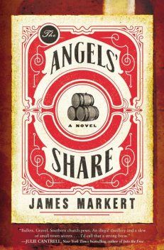 The Angels' Share, James Markert