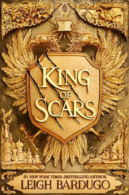 King of Scars, Leigh Bardugo