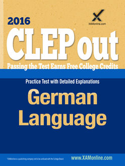 CLEP German, Sharon Wynne