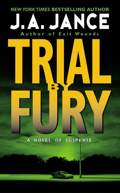 Trial By Fury, J.A.Jance